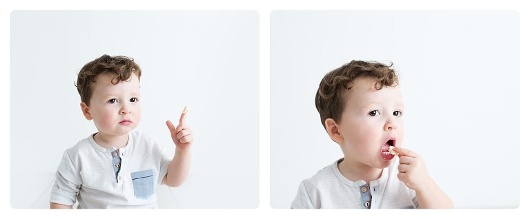 Fabulous Freddies 2nd Birthday Cake Smash Shoot